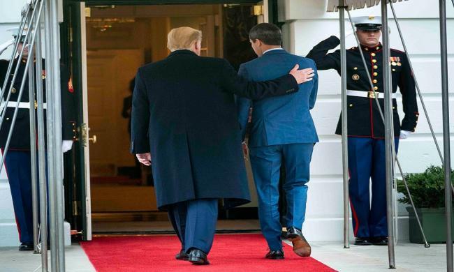 Trump y Venezuela