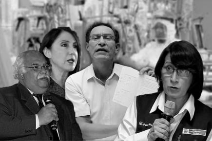 Vacunas desatan una nueva crisis política en el Perú (VIDEO)