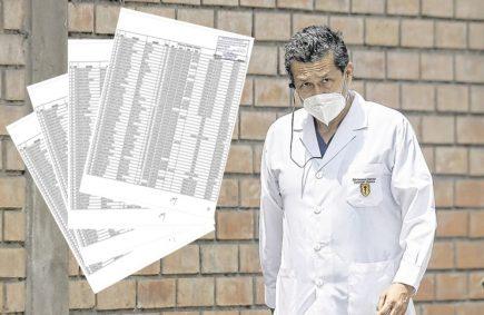 Vacunagate: nuevos personajes salen a la luz, del listado de vacunados 'a dedo'