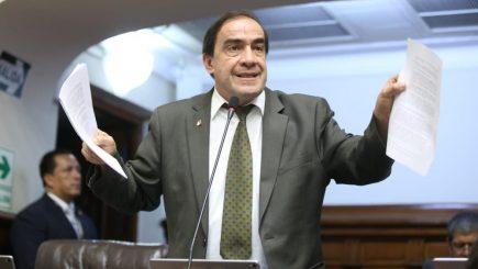 Elecciones 2021: Yonhy Lescano en primer lugar con 20.3% en el sur, según IEP
