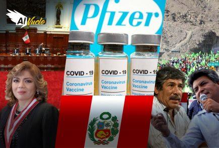 Vacunas Perú: Confiep dimitirá en compra de vacunas |  Al Vuelo