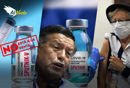 César Acuña también quiere negociar vacunas rusas  |  Al Vuelo Noticias