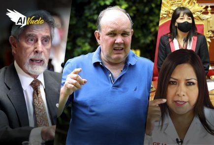Elecciones 2021: Candidatos se unen contra López Aliaga |  Al Vuelo