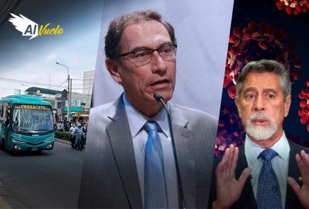 Martín Vizcarra: Juicio en su contra continuará este jueves |  Al Vuelo