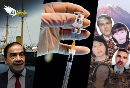 Loreto: Alcaldesa niega haber cometido error al vacunarse | Al Vuelo