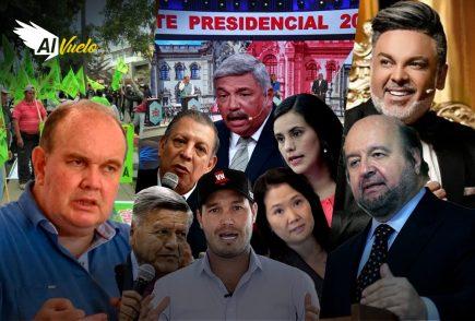 Candidatos abrieron fuego en debate presidencial 2021  |  Al Vuelo