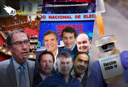 Último debate presidencial con enfrentamientos directos | Al Vuelo Noticias