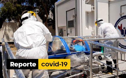 Arequipa: 45 fallecidos por covid-19 en 24 horas, reportó Geresa