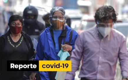 Arequipa: 16% de muestreados en un día dieron positivo a covid-19