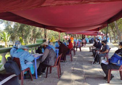 Arequipa: el 7% de los tamizados dio positivo al coronavirus
