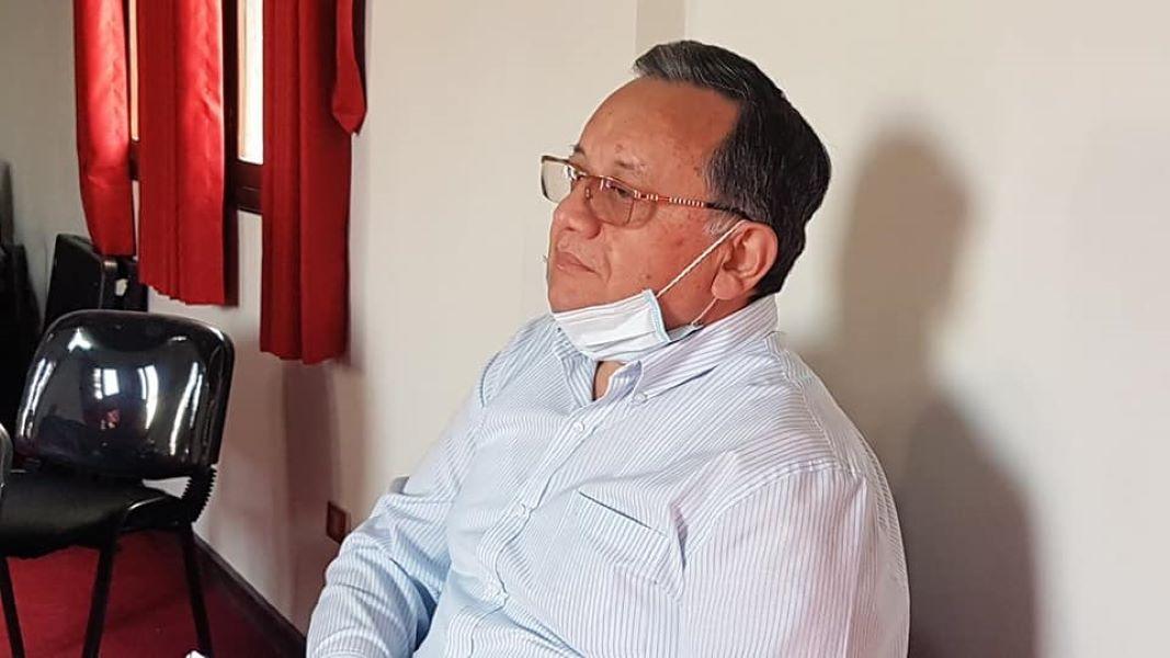 Edgar Alarcón noticias congreso