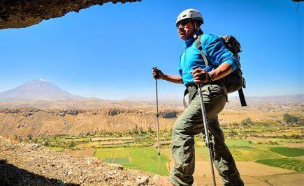 Arequipa: desde Ciro Castillo hasta boxeador José Adriazola, los hallazgos de Eloy Cacya