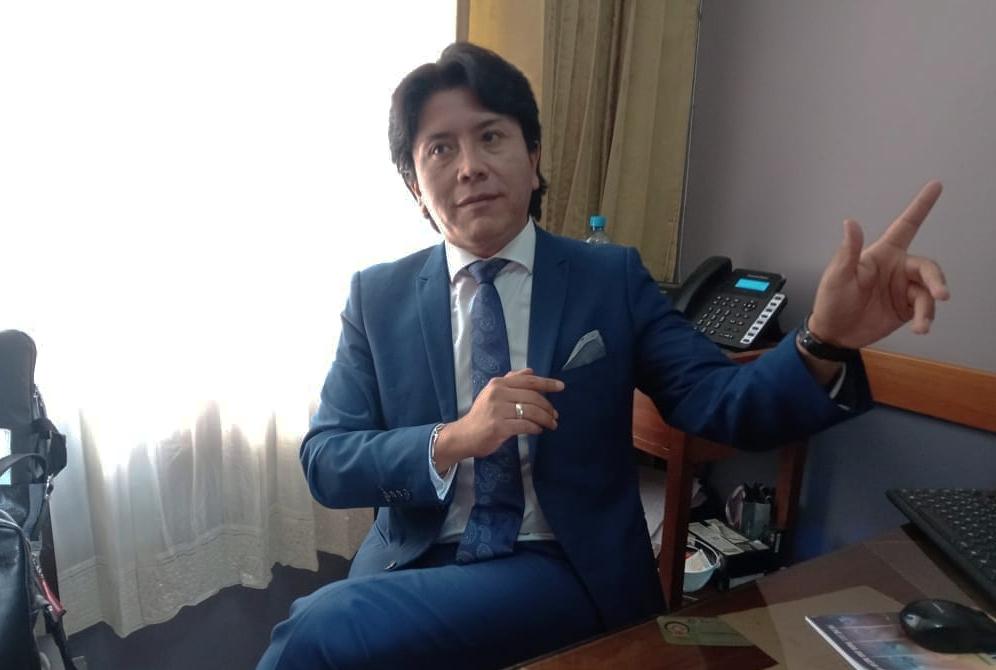 Arequipa: exfuncionario de Martín Vizcarra es director del hospital Goyeneche