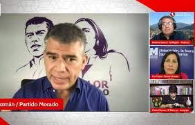 Pico a pico: entrevista a Julio Guzmán, candidato a la presidencia de la República