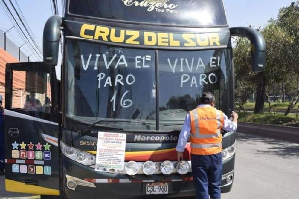 Arequipa: próximo estallido de protestas en el sur por descontento social