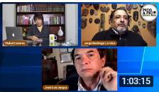 Pico a Pico: análisis del debate presidencial y la minería en tiempos de pandemia