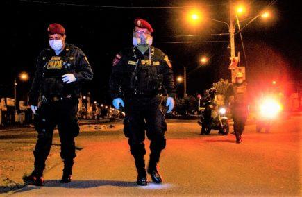 Arequipa: 1 de cada 100 policías que se contagió de covid-19, perdió la vida