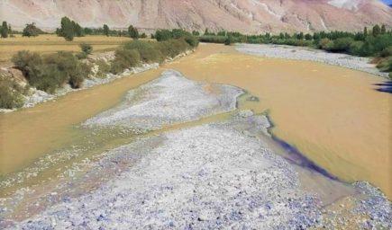 Arequipa: minera Aruntani y los años de contaminación del río Tambo, por relaves