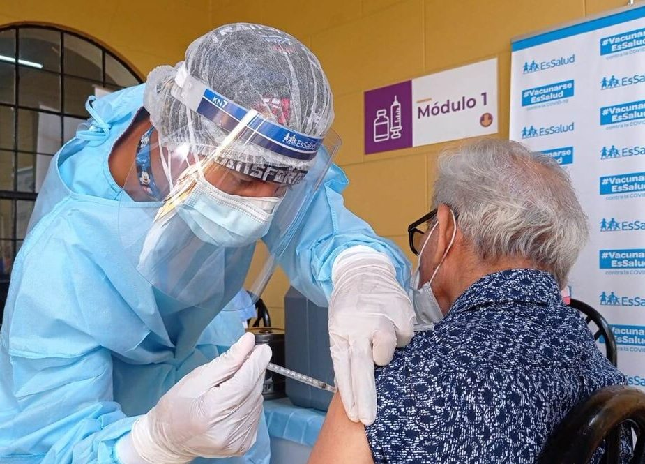 Arequipa: conoce aquí los puntos de vacunación contra la Covid-19 (MAPA)