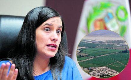 Arequipa: Verónika Mendoza apuesta por nueva licitación para Majes – Siguas II