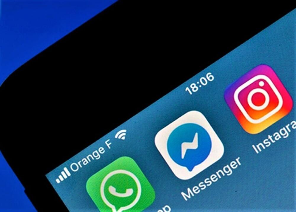 WhatsApp, Instagram y Facebook registran caída
