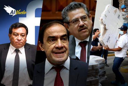 Lescano no convocará a Merino ni a Belaunde si llega a presidente |  Al Vuelo