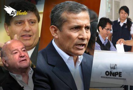 Ollanta vaticina que el próximo presidente podría ser vacado en un año  |  Al Vuelo
