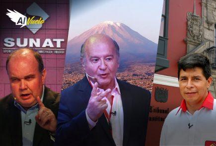 Hernando De Soto cerrará su campaña en Arequipa | Al Vuelo