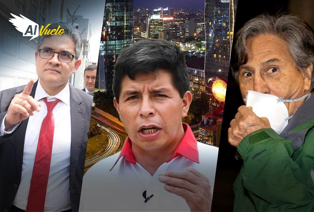 Pedro Castillo Toledo Jose Domingo Perez elecciones 2021
