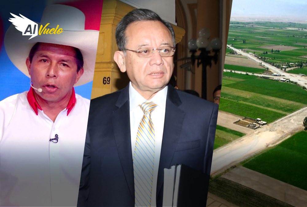 Pedro Castillo elecciones 2021 Edgar Alarcon Arequipa