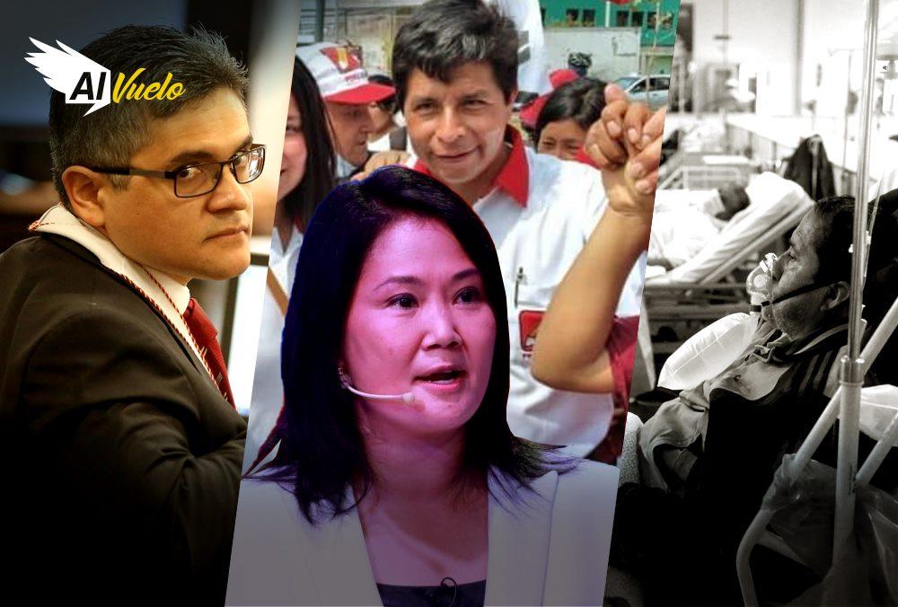 Keiko Fujimori ultimas noticias