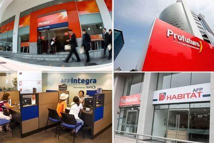 Gobierno propone retiro de 17.600 soles de AFPs solo para desempleados