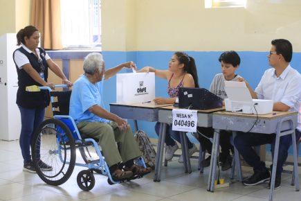 ONPE y JNE: No hubo irregularidad en elecciones y denuncias no tienen sustento