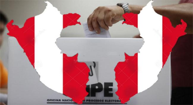 contienda electoral