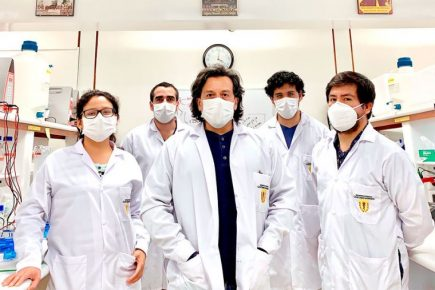 Prueba molecular rápida de saliva, creada por peruanos, solo espera su producción
