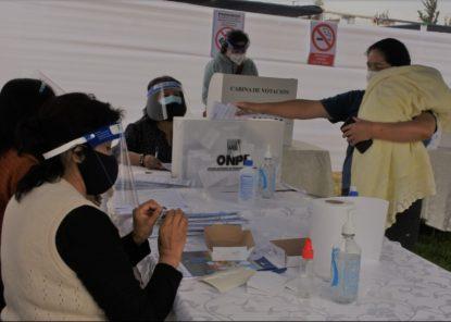 Elecciones 2021: Arequipa instaló el 100% mesas de sufragio