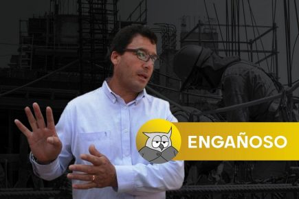 [ENGAÑOSO] Edwin Martínez: En Mariano Melgar gastamos más de 80 millones en obras públicas