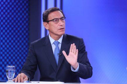Juicio político contra Martín Vizcarra y exministras piden analizar en la Permanente
