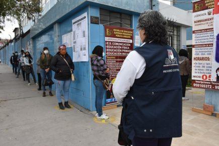 Perú: ausentismo de miembros de mesa y negativa de ciudadanos a reemplazarlos