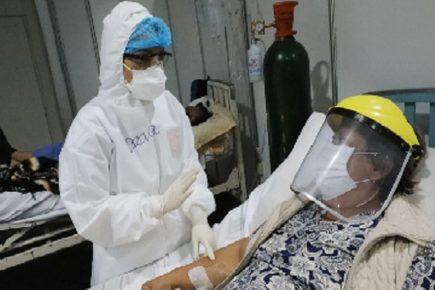 Arequipa: once fallecidos y más de 400 casos nuevos de covid-19 en últimas horas