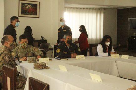 Arequipa: pedirán intervención de congresistas para adquirir más vacunas