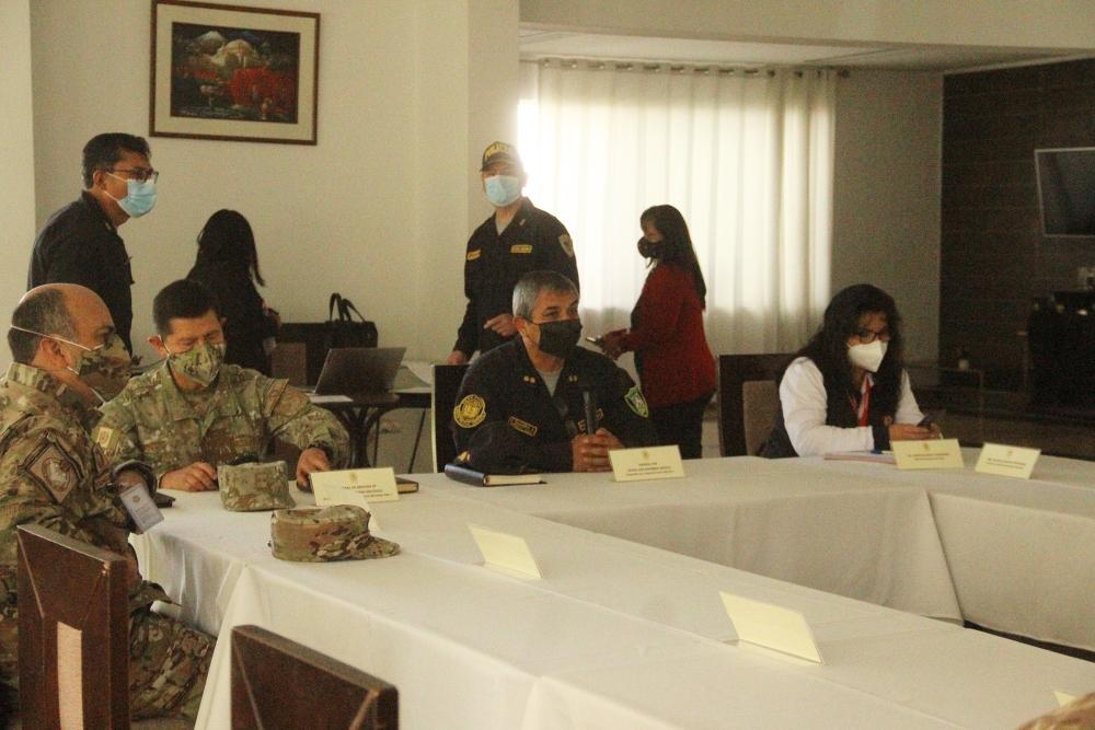 Arequipa: pedirán la intervención de congresistas para adquirir más vacunas