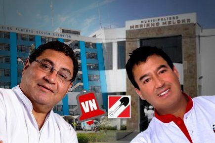 Arequipa: Candidatos al Congreso por Victoria Nacional y Acción Popular son financiados por empresarios que obtuvieron contratos en sus gestiones como funcionarios públicos