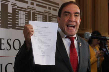 Elecciones 2021: Plan de Gobierno de Lescano contiene páginas copiadas de proyecto de ley