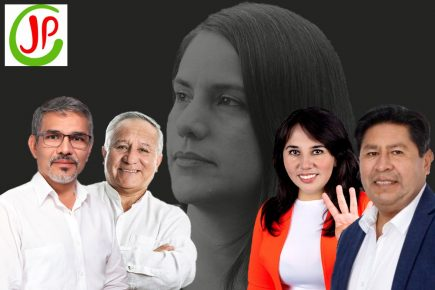 Elecciones 2021: los abogados que van en la lista de Juntos por el Perú por Arequipa