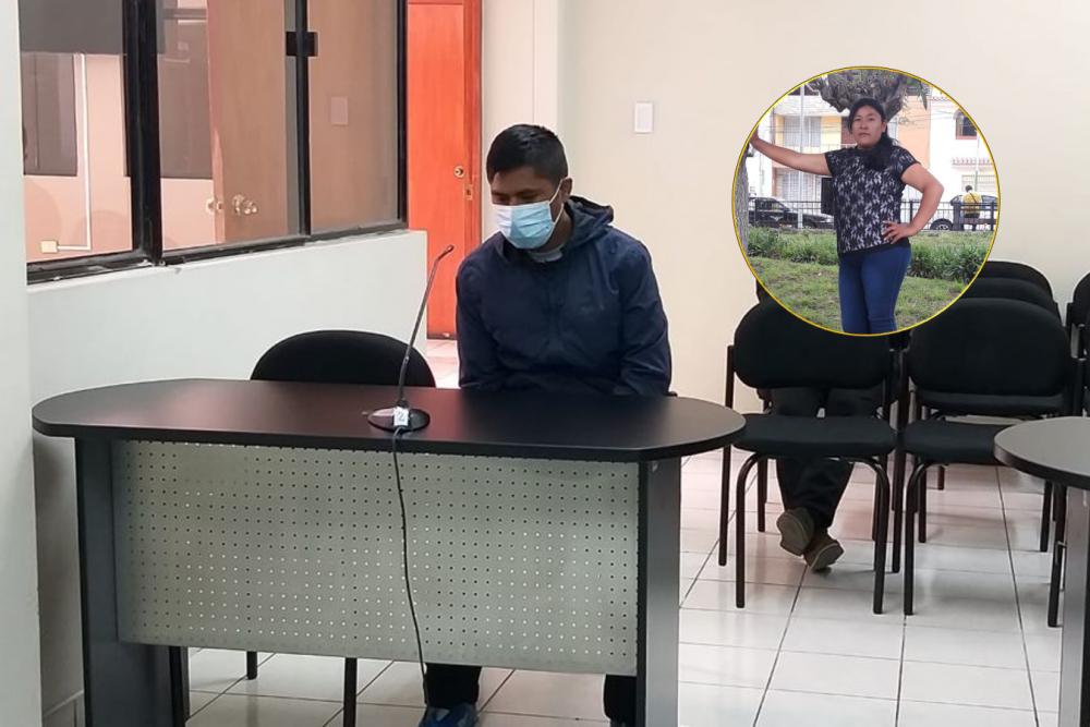 Arequipa: Edgar Pinto cumplirá prisión preventiva por el asesinato de su pareja e hijas