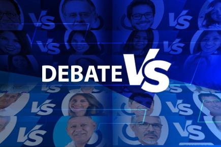 Elecciones 2021: Candidatos al Congreso por Arequipa se enfrentan en debates Pico a Pico