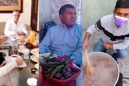Elecciones 2021: desayuno de candidatos al Congreso por Arequipa: Falconí, Quito