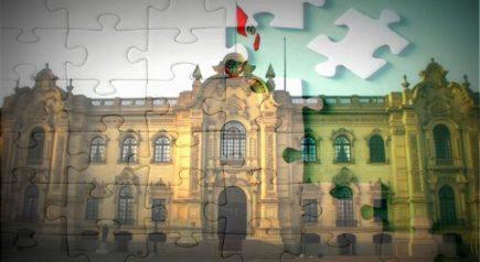 El Perú descuartizado