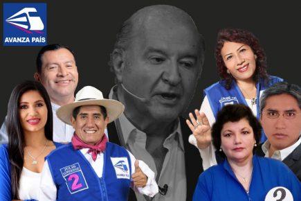 Arequipa: Denuncias de favoritismo y sentenciados en la lista de Avanza País